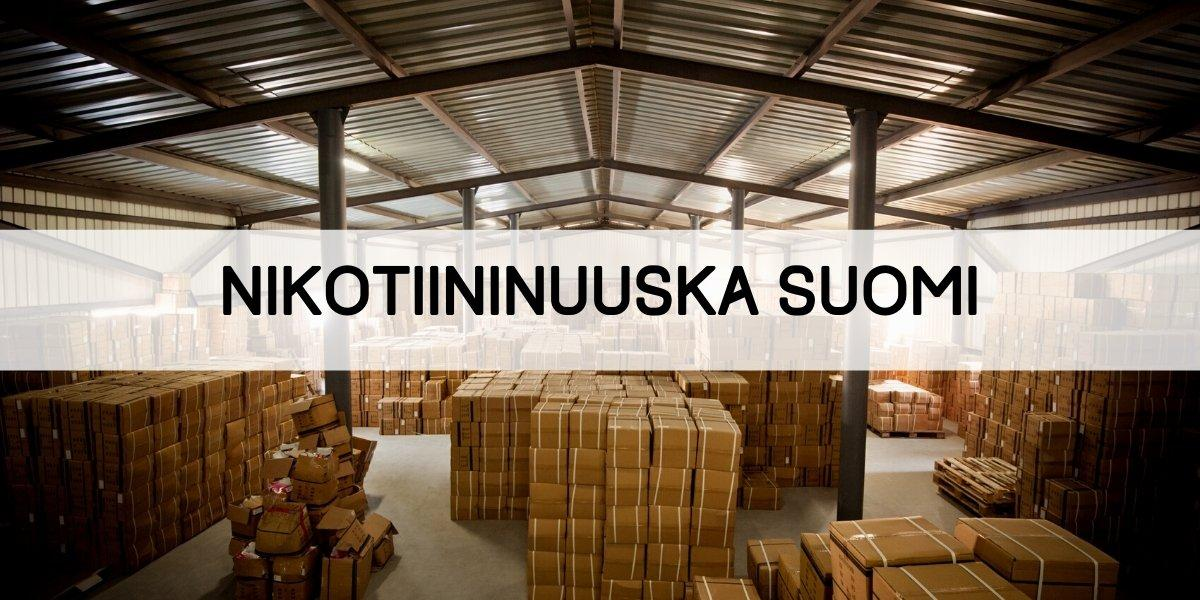 Nikotiininuuska suomesta