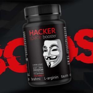 Hacker energiakapselit 90kpl