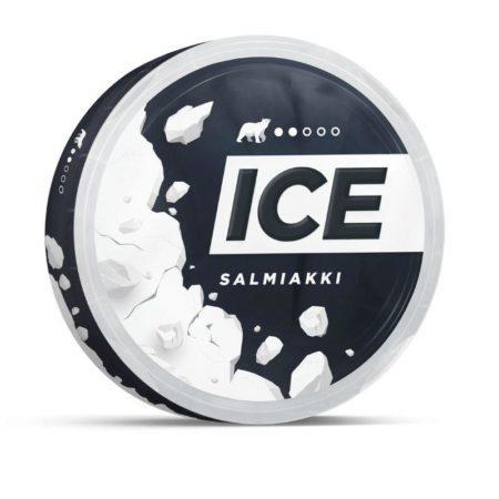 ICE Salmiakki 4mg nikotiinipussi