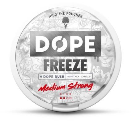 DOPE Nikotiinipussi – Freeze 4mg