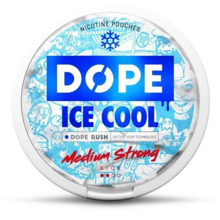 Dope Ice Cool nikotiinipussi 4mg