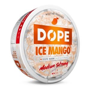 Dope Ice Mango nikotiinipussi 4mg