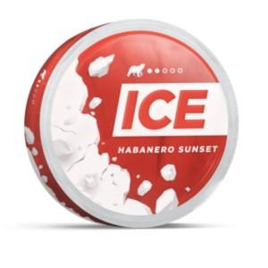 Ice Habanero sunset nikotiinipussi
