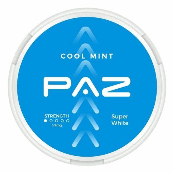 paz nikotiininuuska cool mint