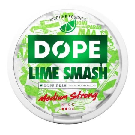 Dope Lime smash nikotiininuuska