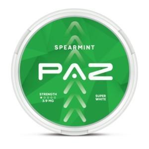 Nikotiininuuska PAZ Spearmint
