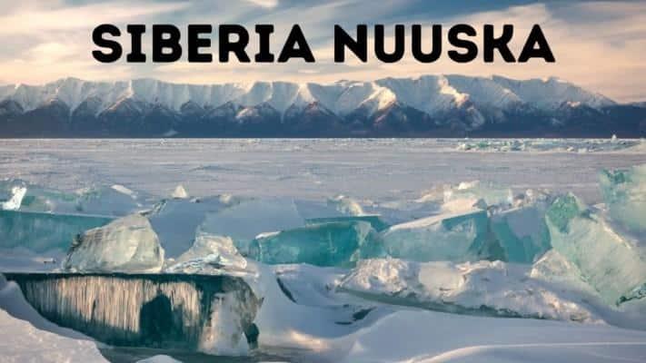 Siberia nuuska on uskomattoman vahva nuuska