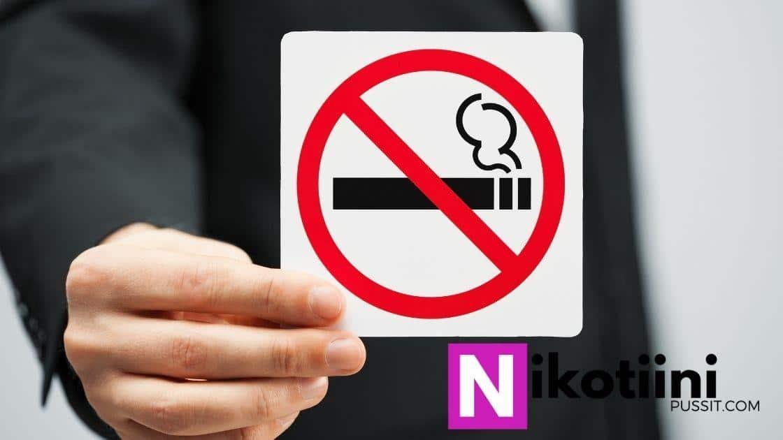nikotiininuuskan avulla irti tupakasta