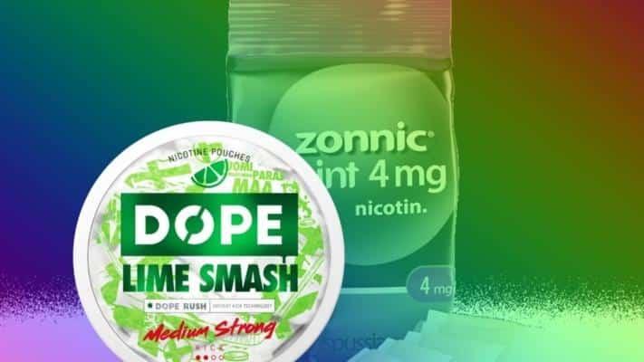 Zonnic mint häviää dopelle