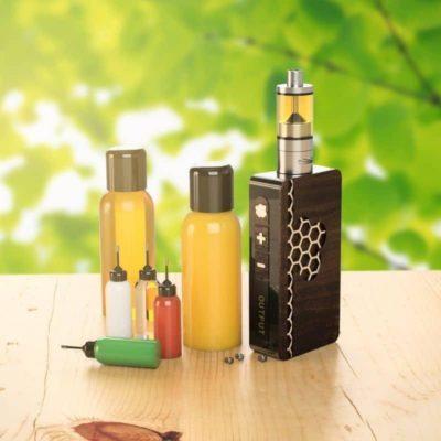 sähkötupakka ja nikotiininesteet